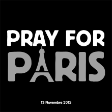 PrayForParis13Novembre